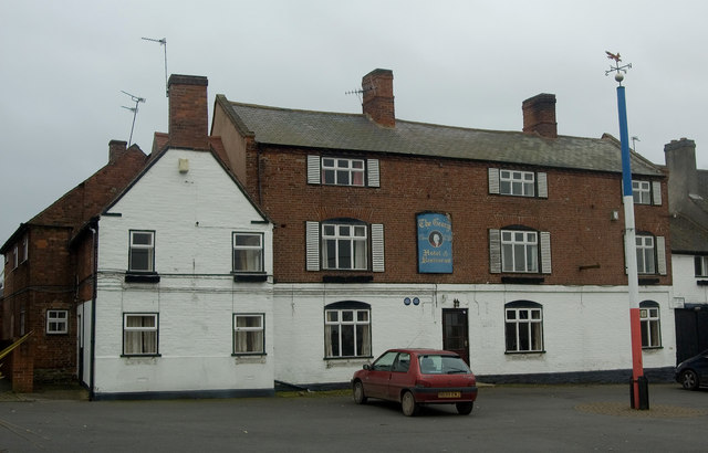 File George Hotel And Maypole Belton Geograph Org Uk 1051631