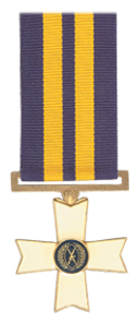 Gold Decoration for Merit