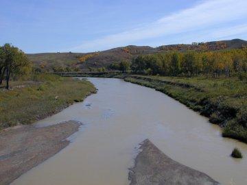 Grand River South Dakota