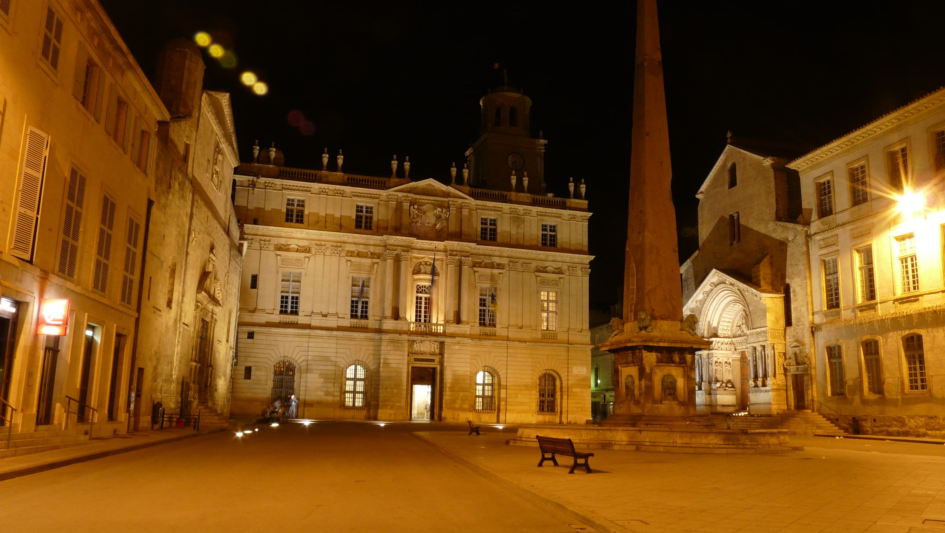 Mairie d'Arles - wikipedia