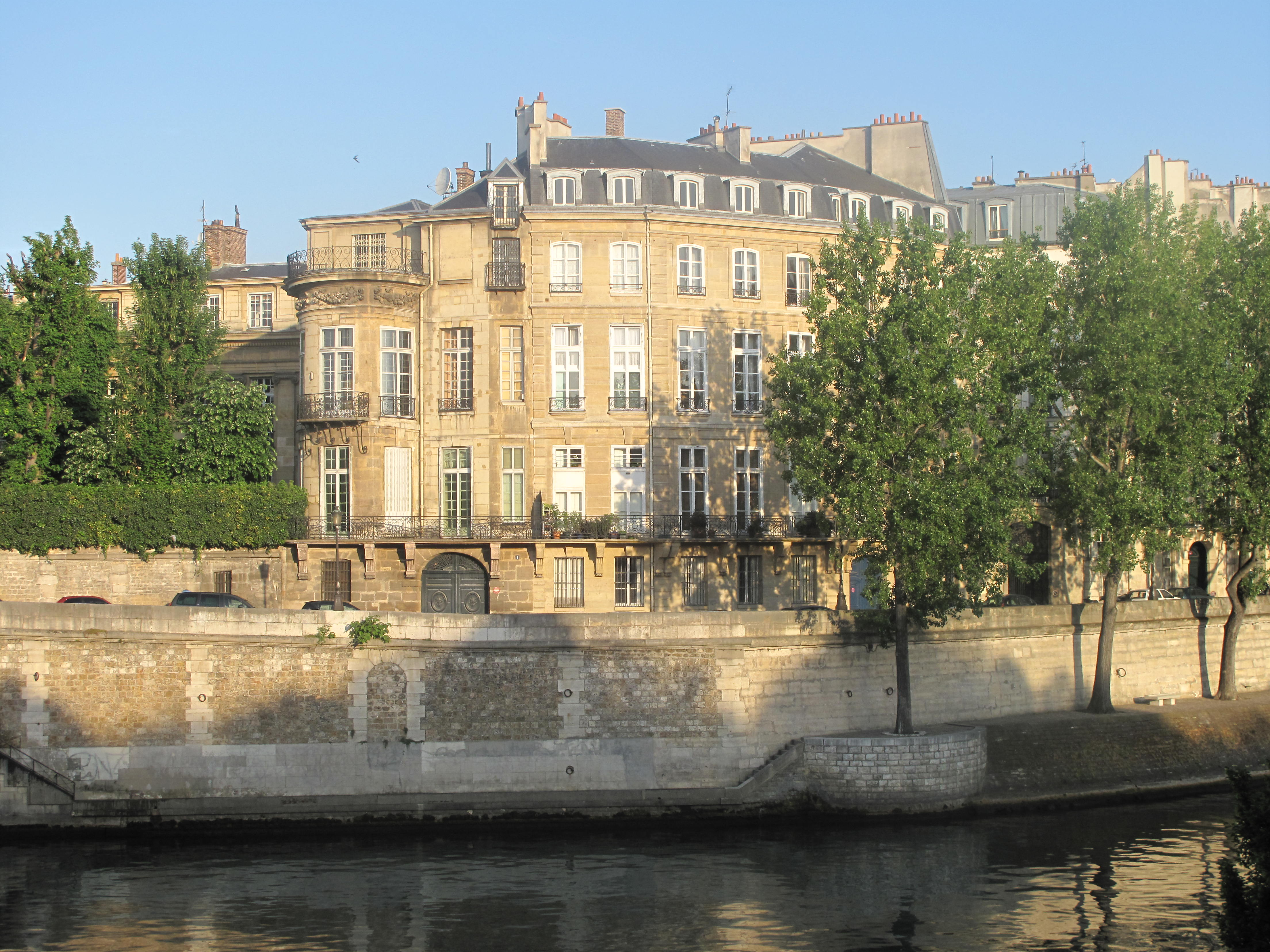 H tel lambert wikiwand - Hotel ile saint louis ...