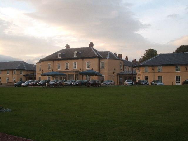 Hardwick Hall Hotel Events