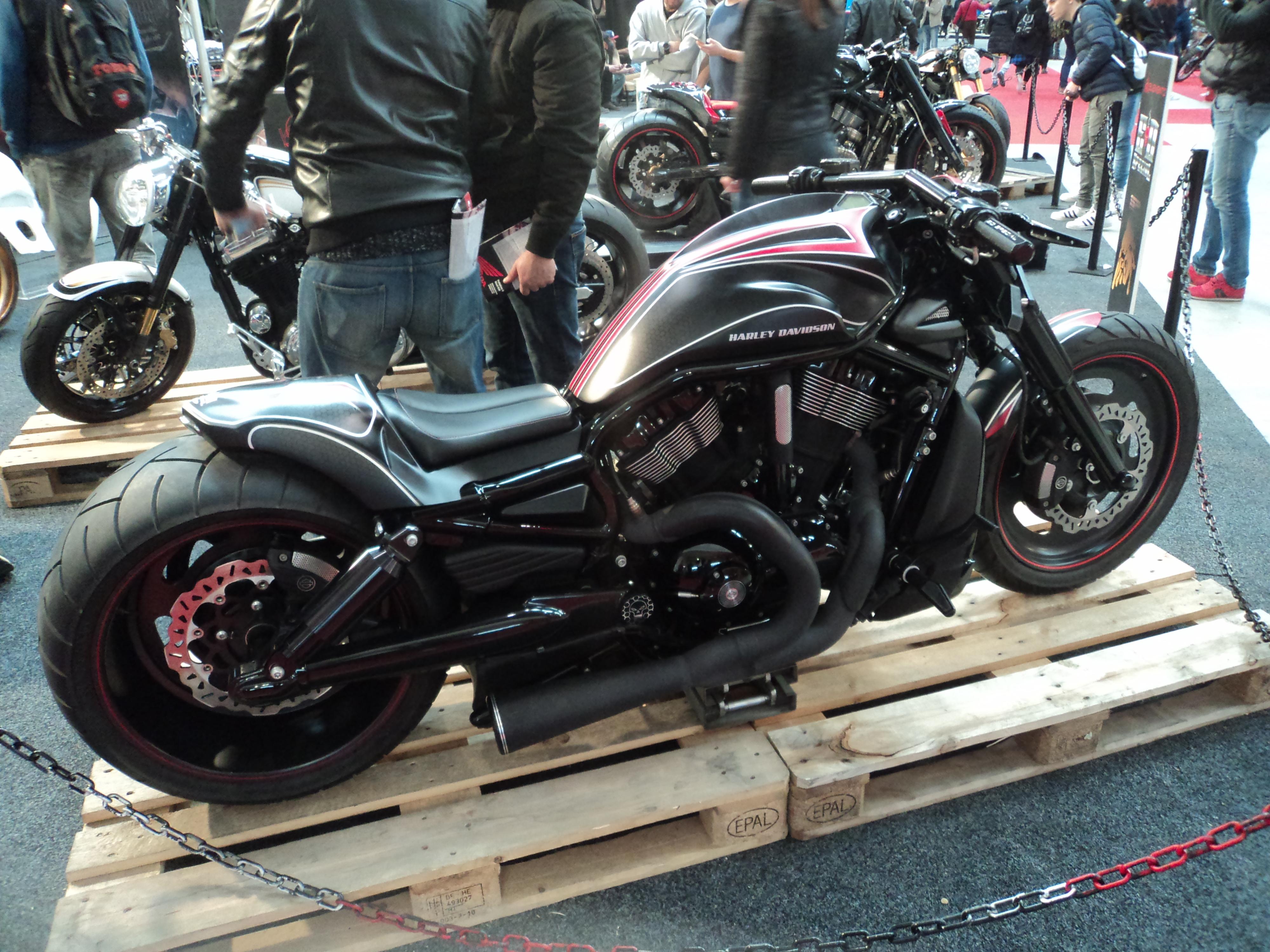 File Harley Davidson Motorcycles Motodays 2017 04 Jpg Wikimedia