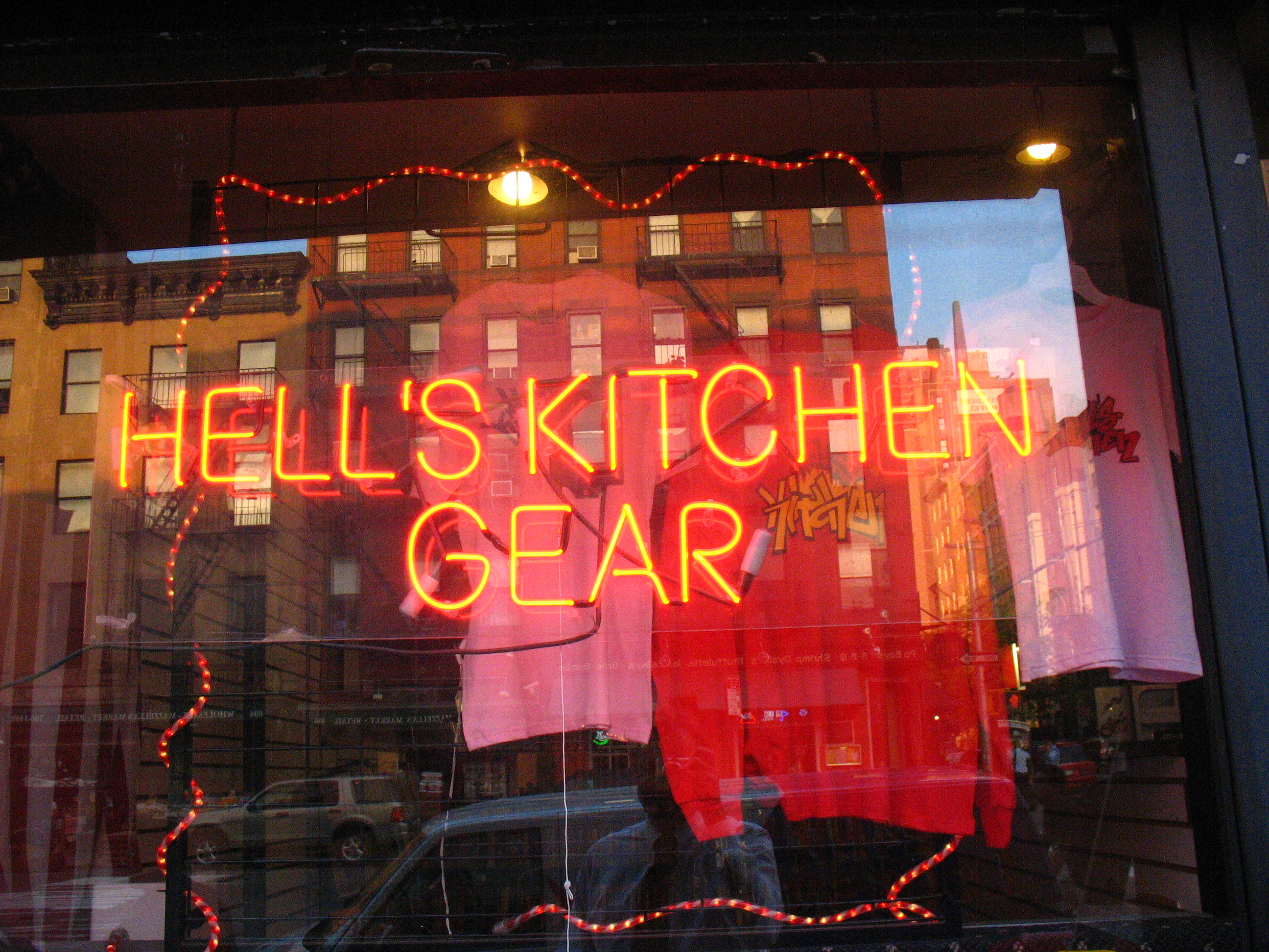 filehells kitchen gearjpg - Hells Kitchen Manhattan