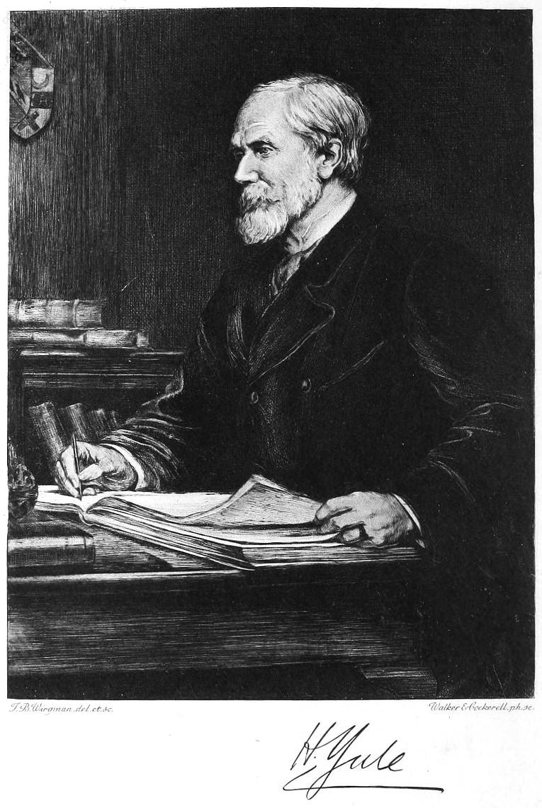 Henry Yule Wikipedia