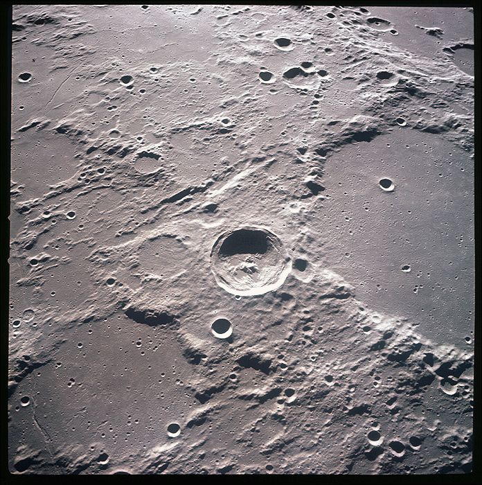 Moon Crater The...