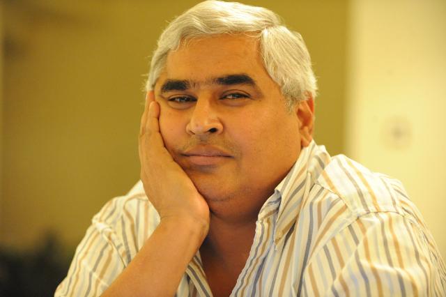 Image of Hersh Chadha from Wikidata