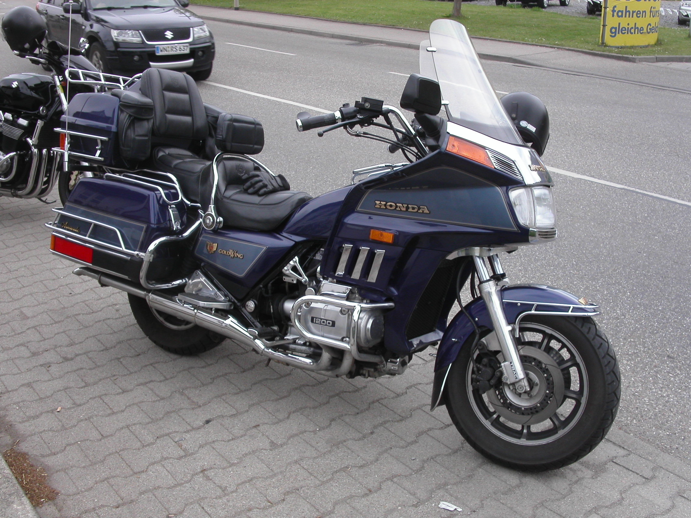 Bikes Honda Speed 1500 Cc Honda Gold Wing
