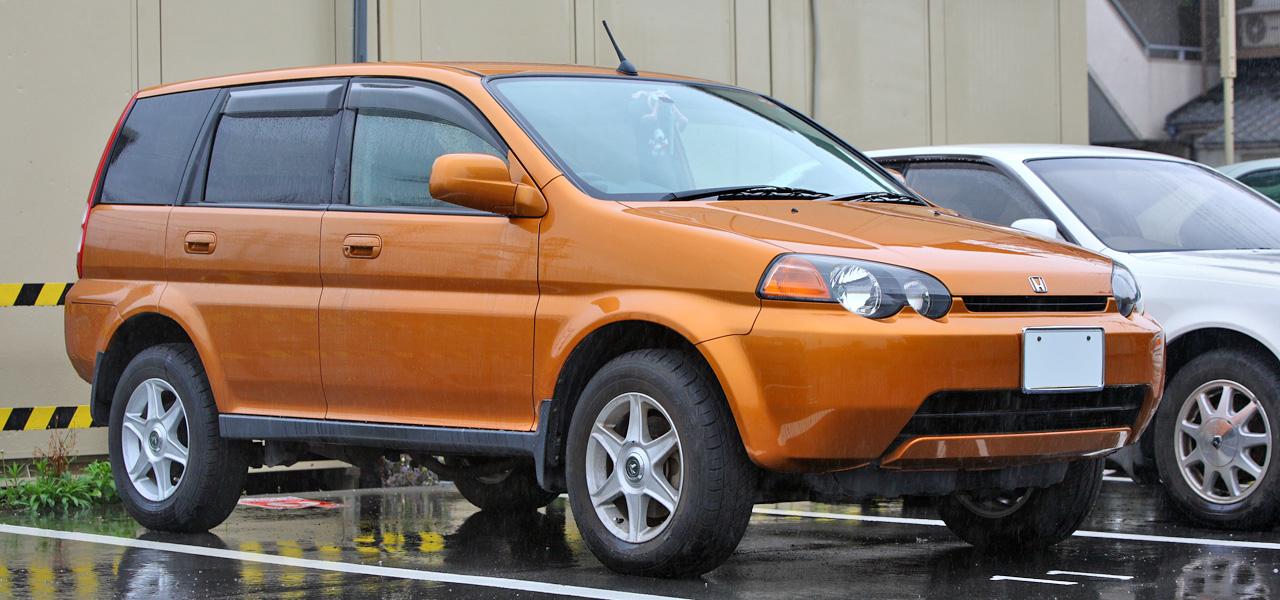 Honda Hrv Wiki - Honda HRV