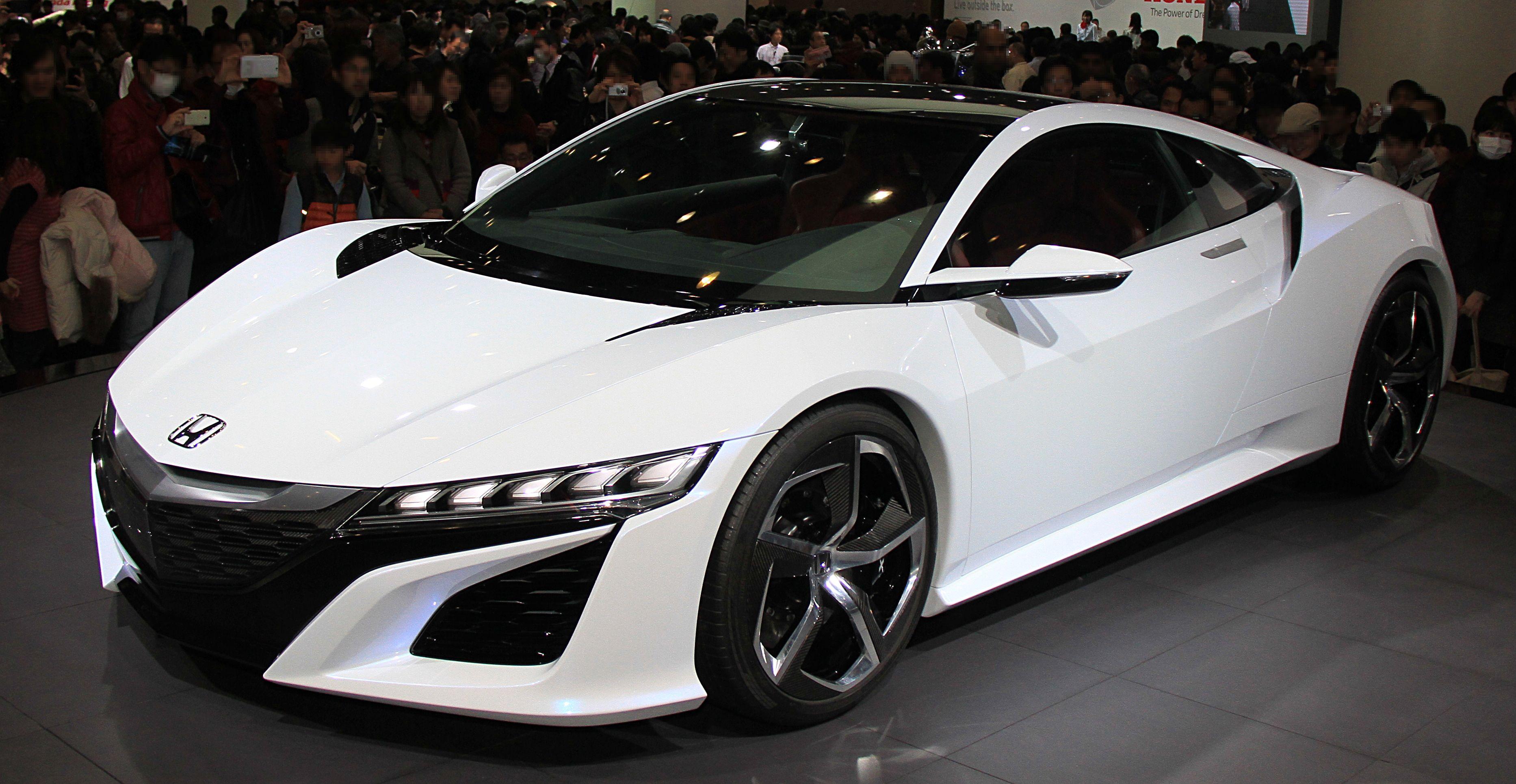 ホンダ 新型 NSXは2015年に発売か?? ツインターボでハイブリッド4輪駆動システム搭載!! - NAVER まとめ