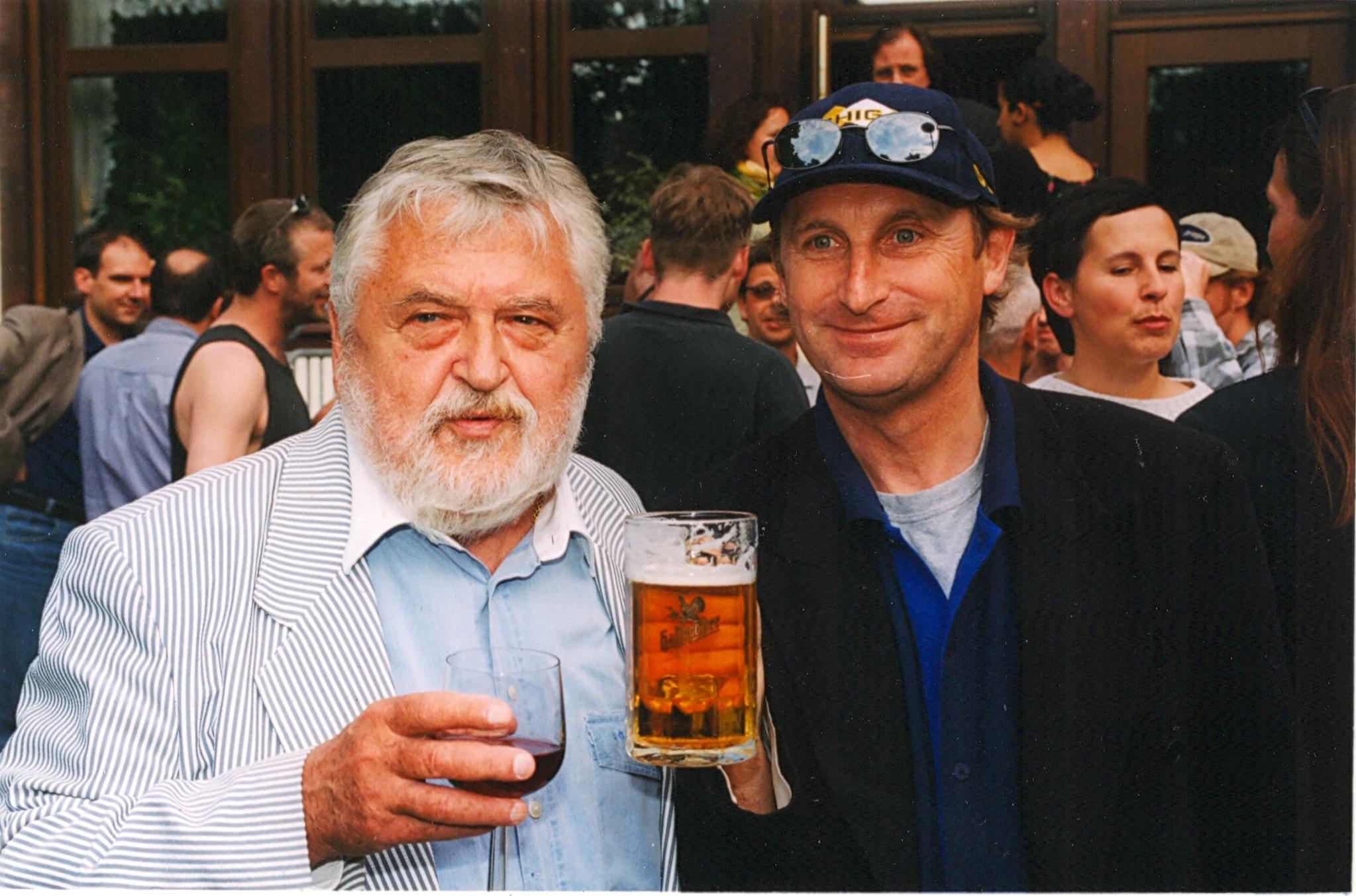 Datei Horst Wendlandt † & Otto Waalkes –