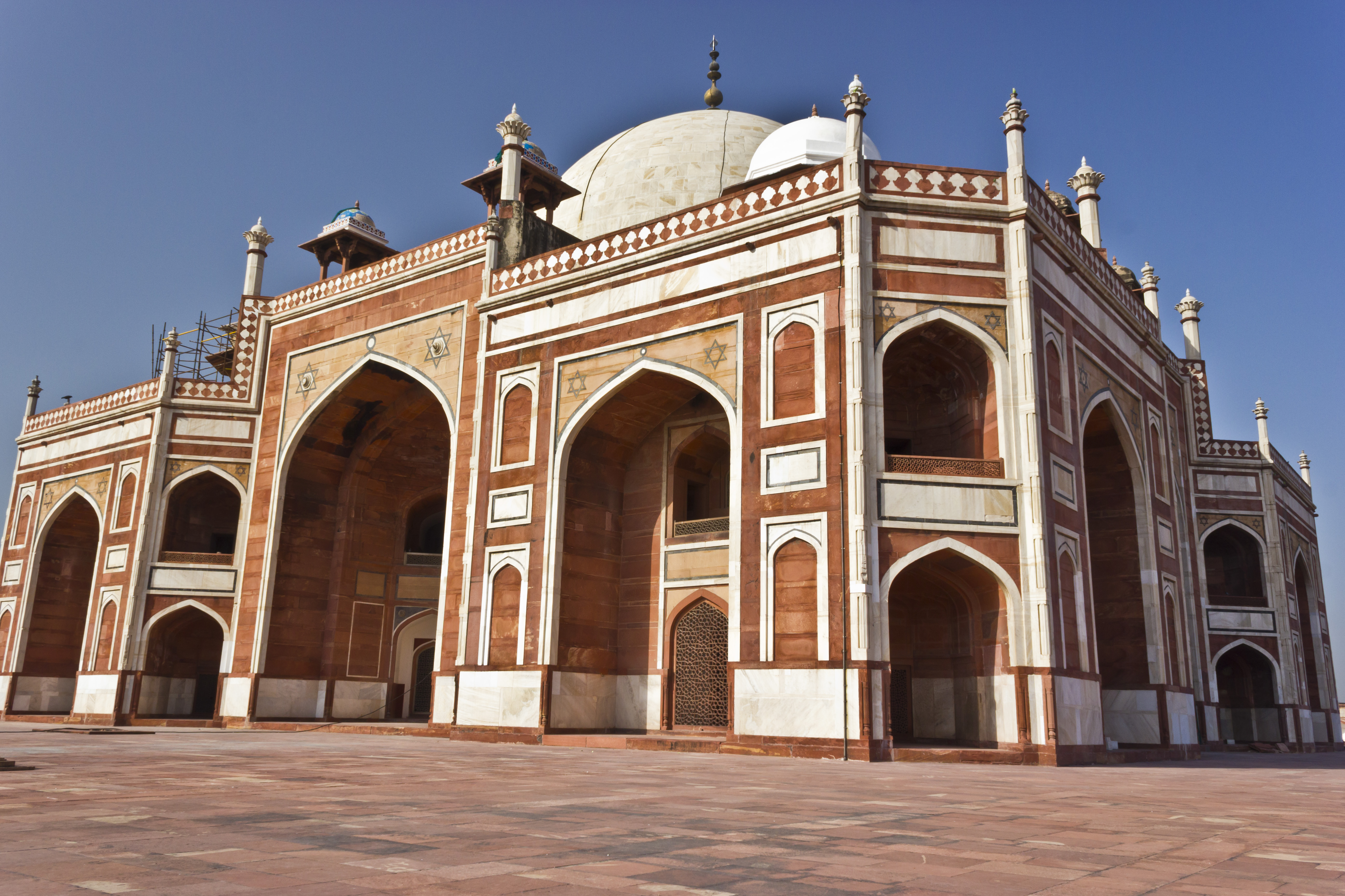 File Humayun Tomb A Red Stone Mughal Architecture Jpg