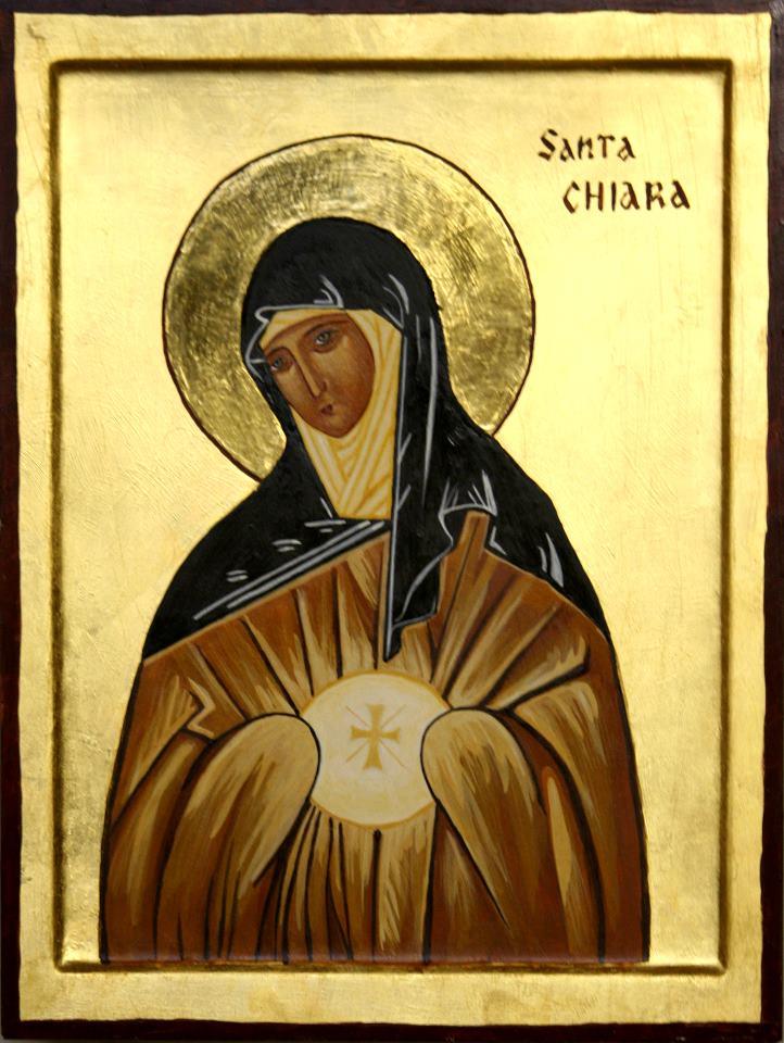 File:ICONA SANTA CHIARA CLARISSE.jpg - Wikimedia Commons