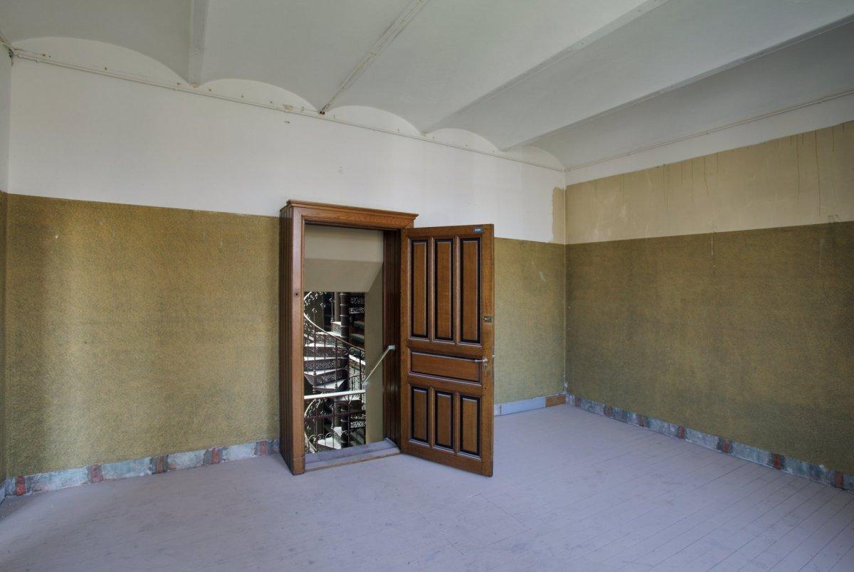 File:Interieur, overzicht van het bureau van de architect en de ...