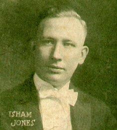Isham Jones American musician