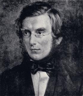 Portrait of Joseph Dalton Hooker, Darwin's fri...