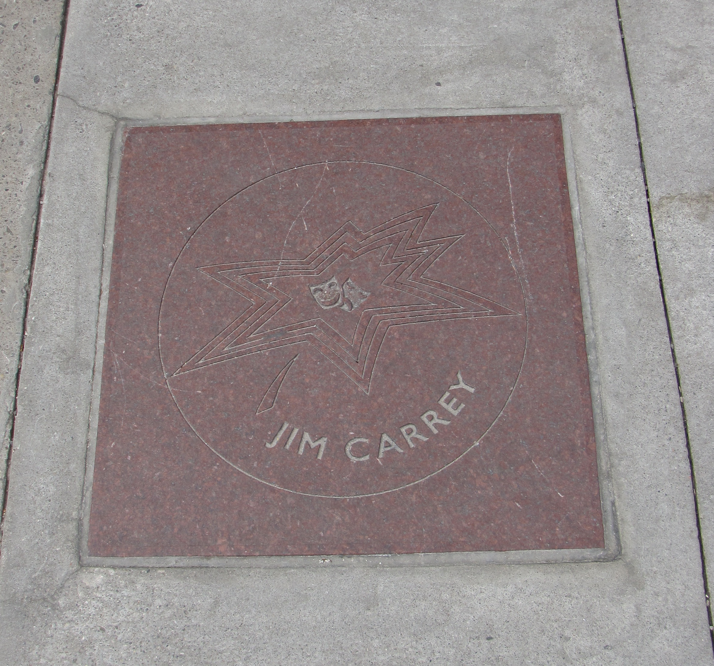 File:Jim Carrey Star o... Jim Carrey