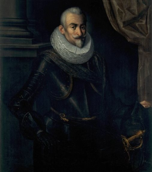 Johann Tserclaes count of Tilly