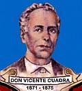 José Vicente Cuadra President of Nicaragua