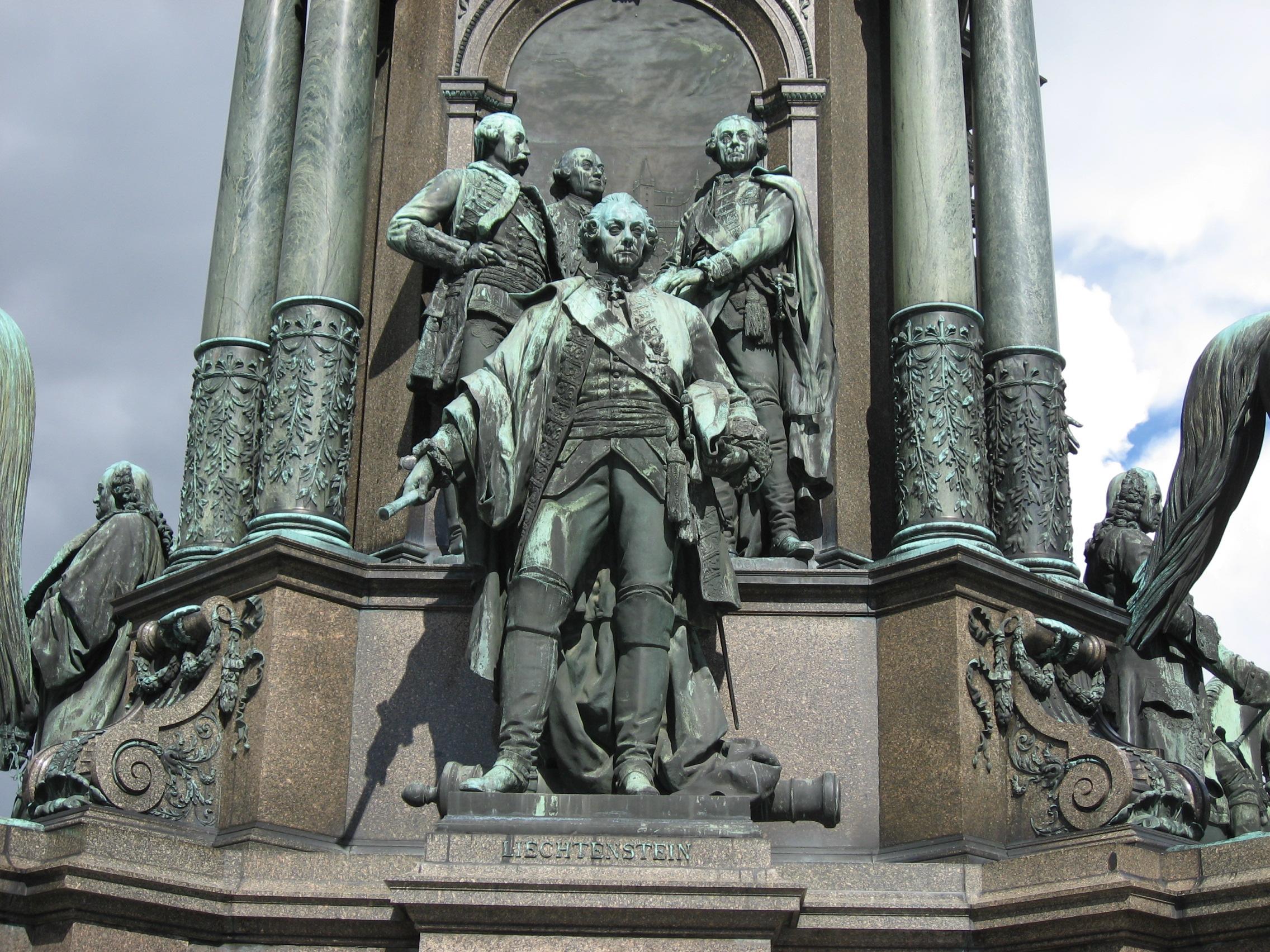 Josef Wenzel von Liechtenstein statue.jpg