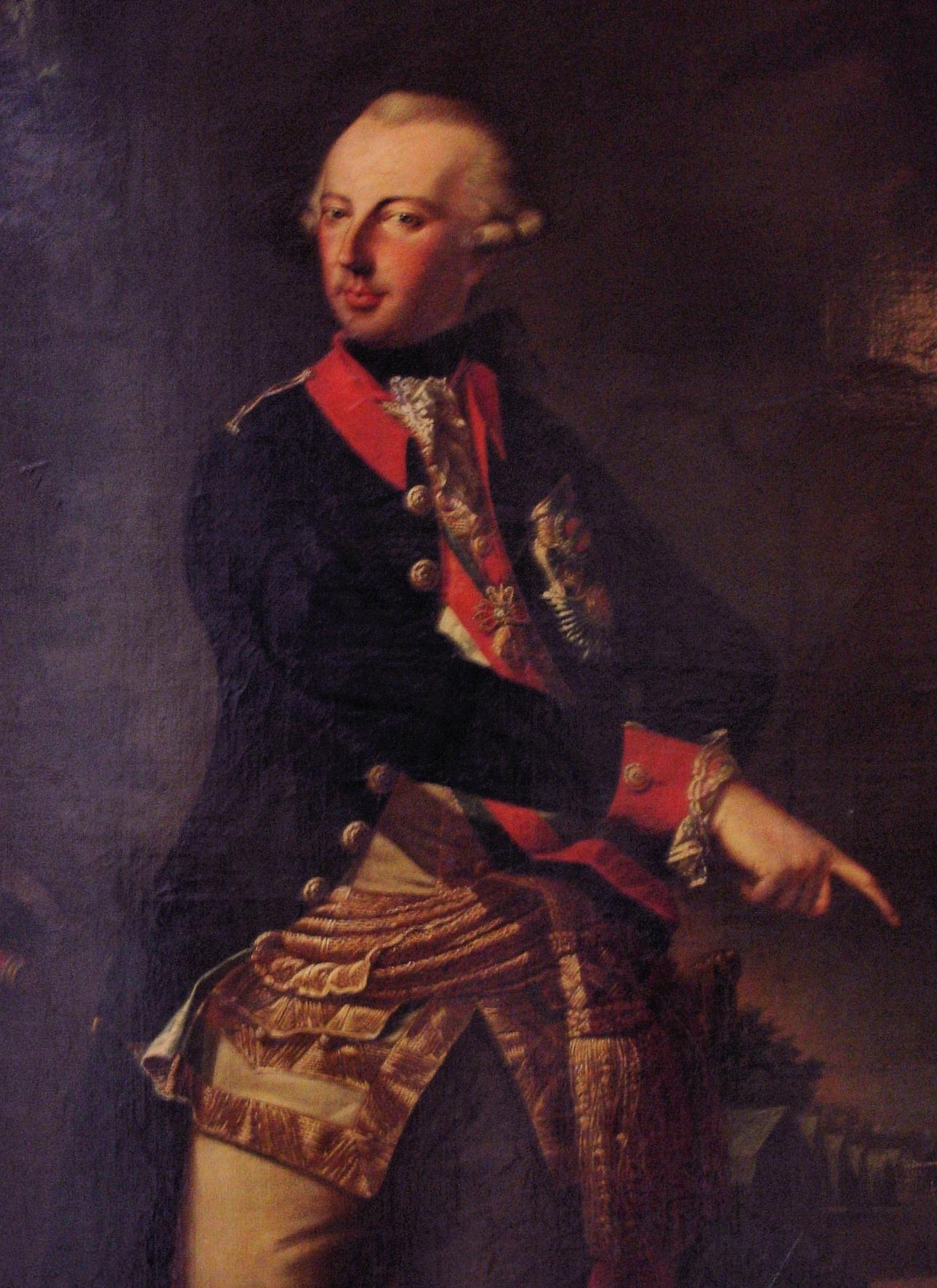 Plik:Joseph II, Holy Roman Emperor.jpg – Wikipedia, wolna encyklopedia