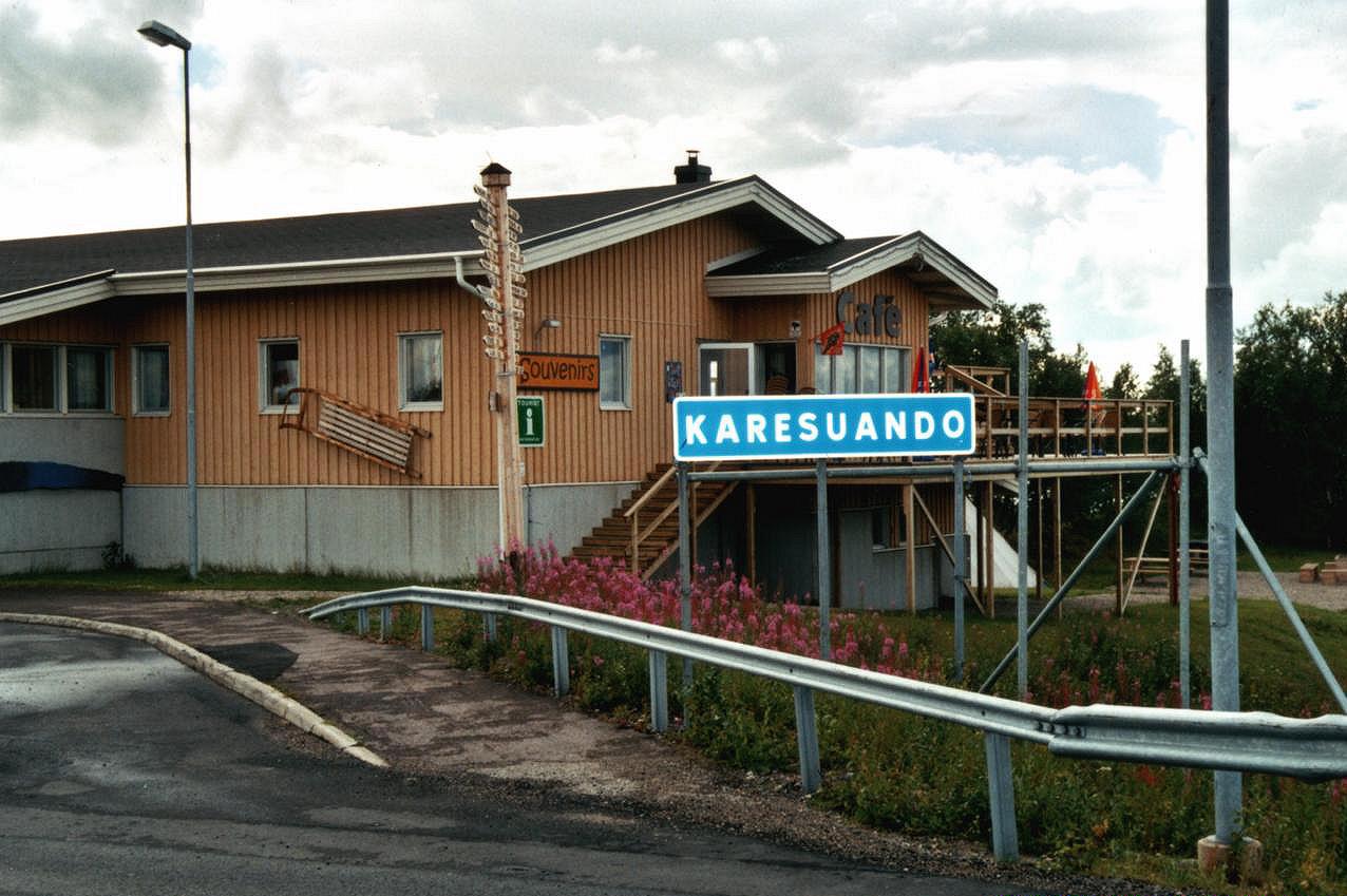 karesuando dating site