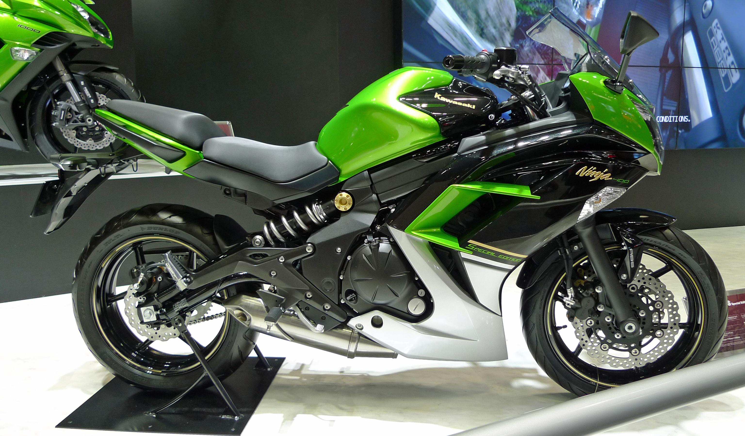 File:Kawasaki Ninja 250 ABS at Tokyo Motor Show 2013-3.jpg ...