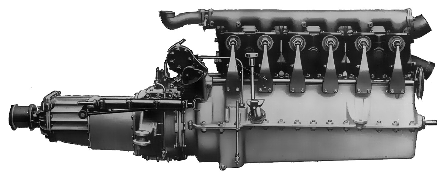 File Lanchester Six 38hp Engine Side