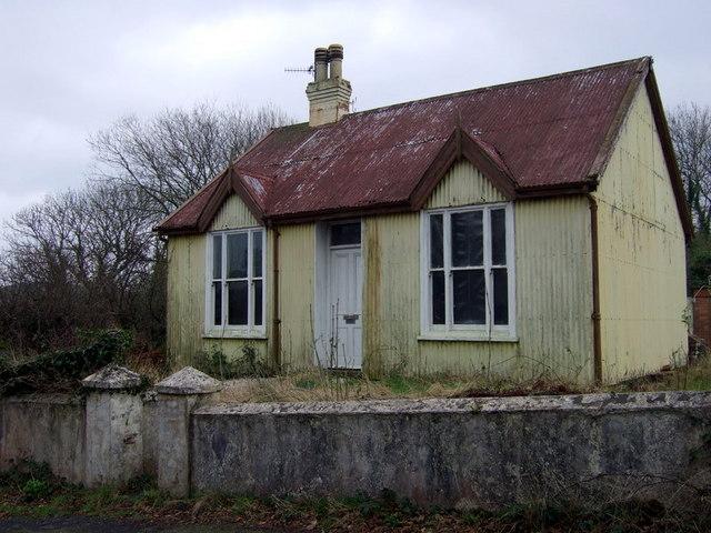 Casa de estaño (Gales)