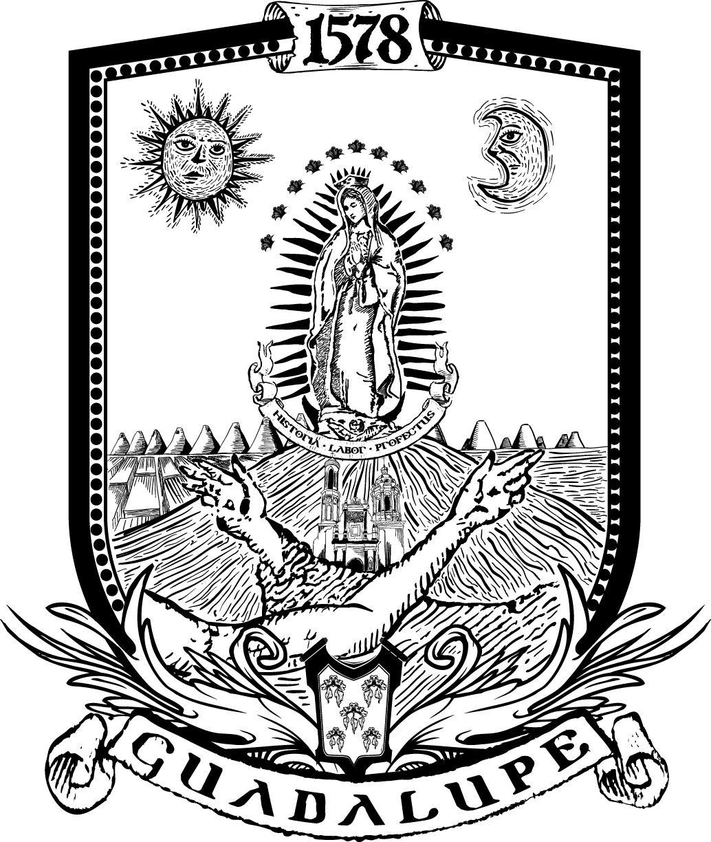 file logotipo escudo guadalupe zacatecas jpg wikimedia commons