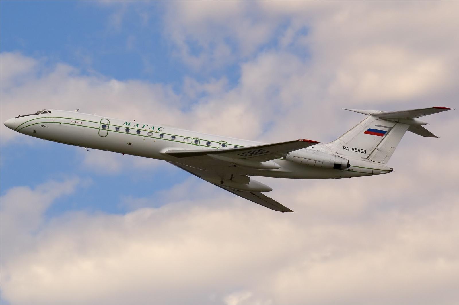 Resultado de imagen para Tupolev Tu-134