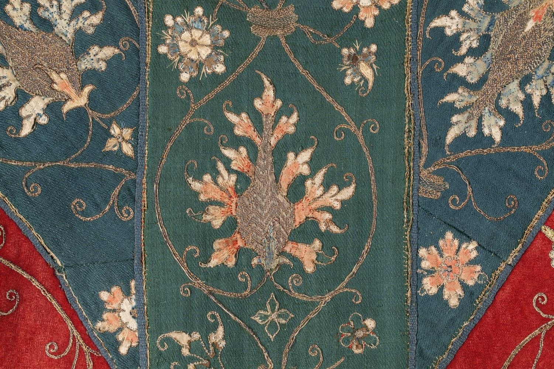 karpet met bloemen