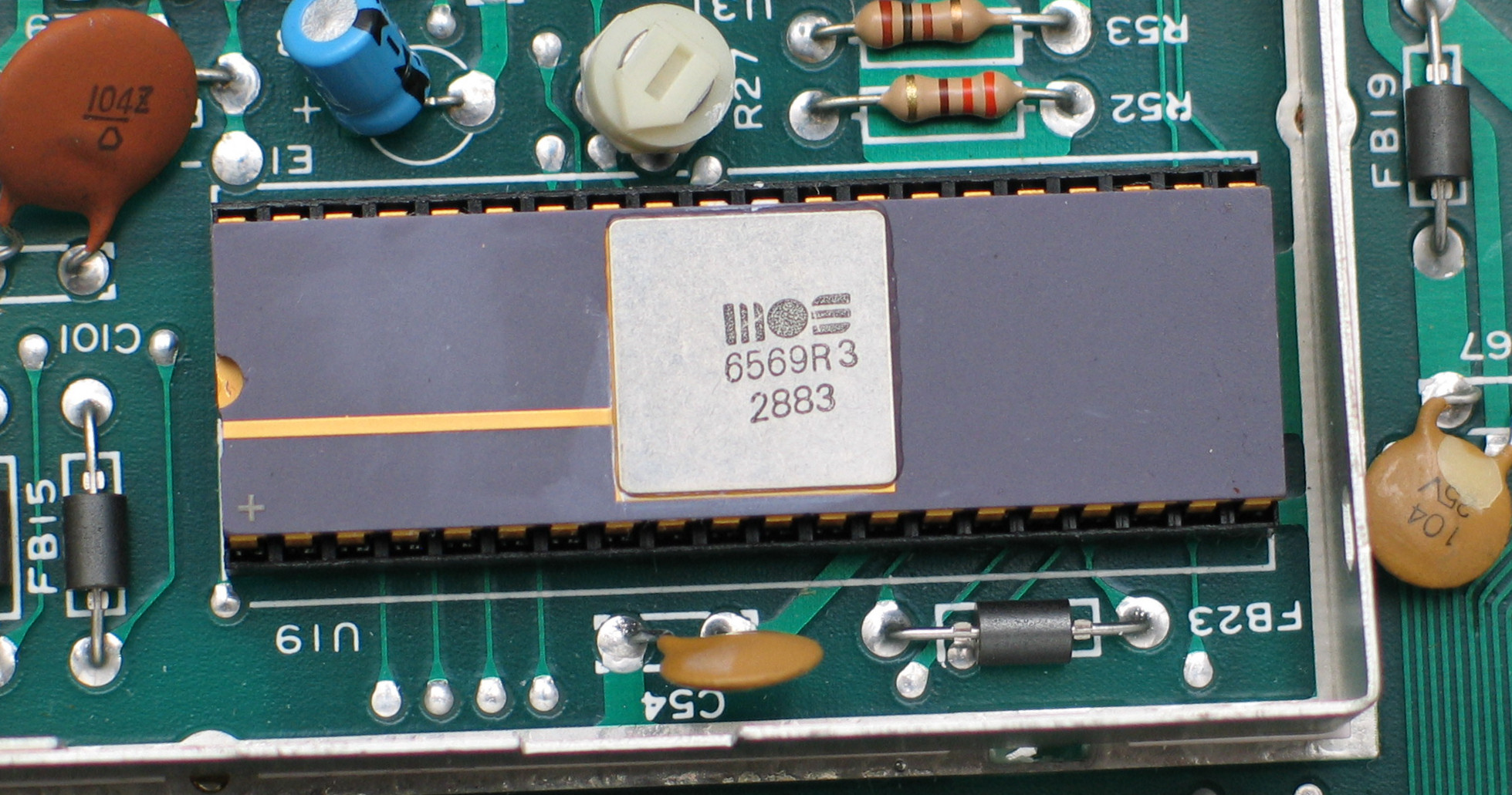 MOS Technology VIC-II - Wikipedia