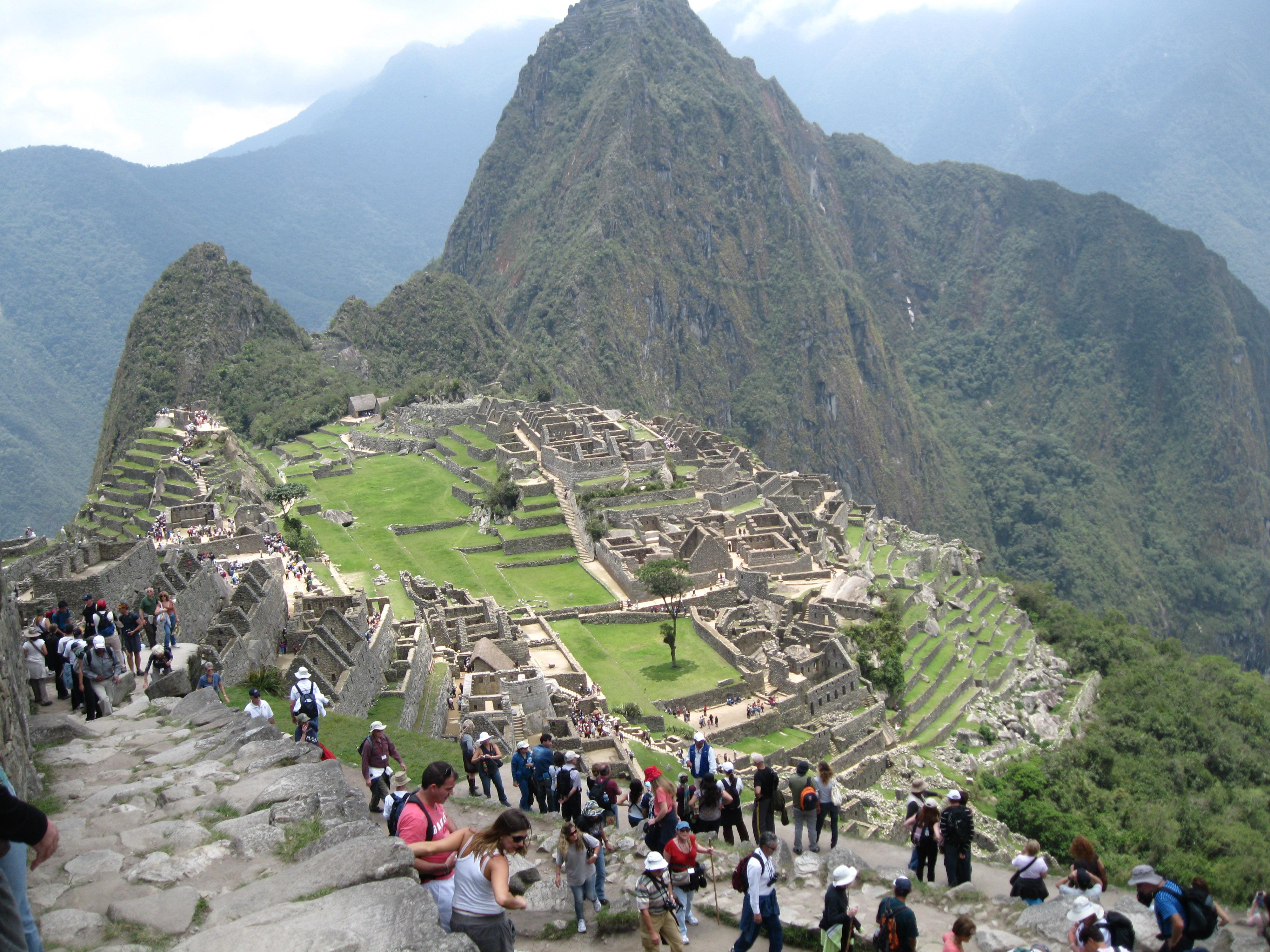 Macchu Picchu Tour Guide