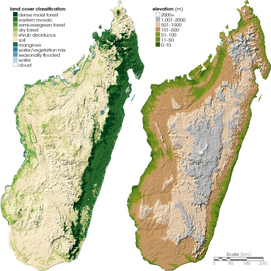 Geography of Madagascar - Wikipedia