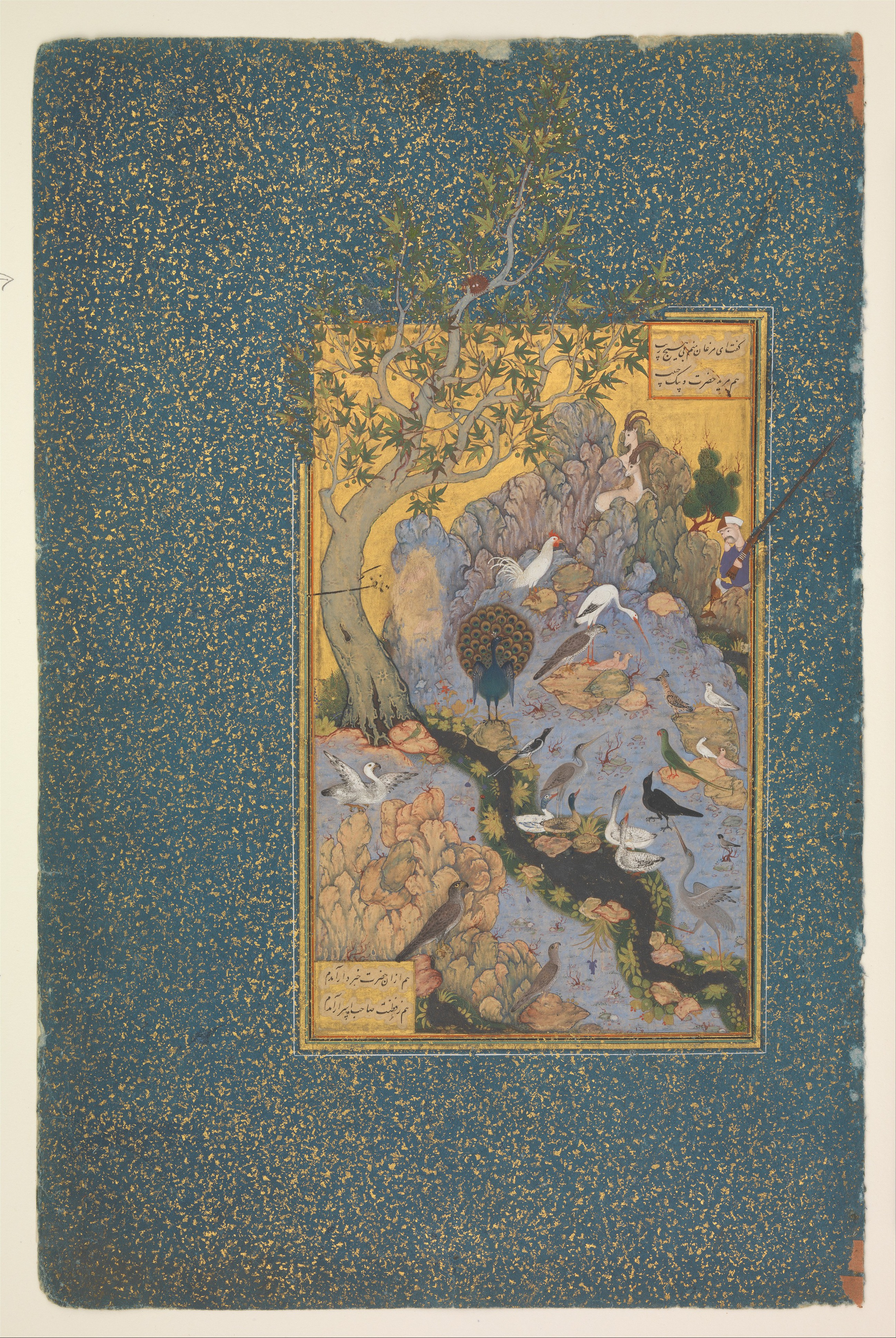 Conference of the Birds by Attar