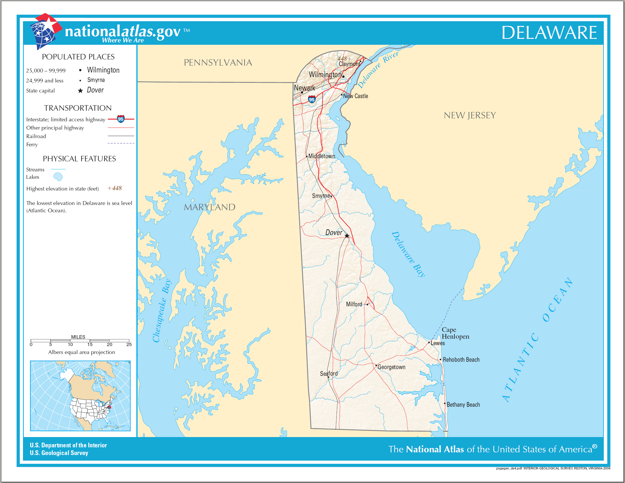 File:Map of Delaware NA.png - Wikimedia Commons