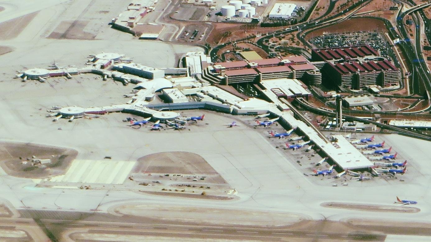 Abc Las Vegas >> File Mccarran International Airport Las Vegas Nevada