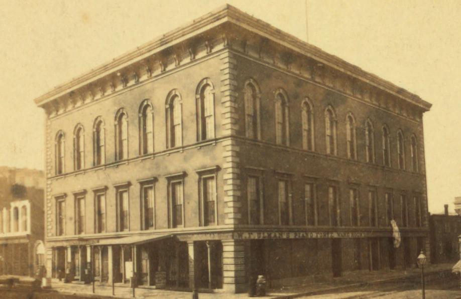 St. Louis Mercantile Library - Wikipedia, the free encyclopedia