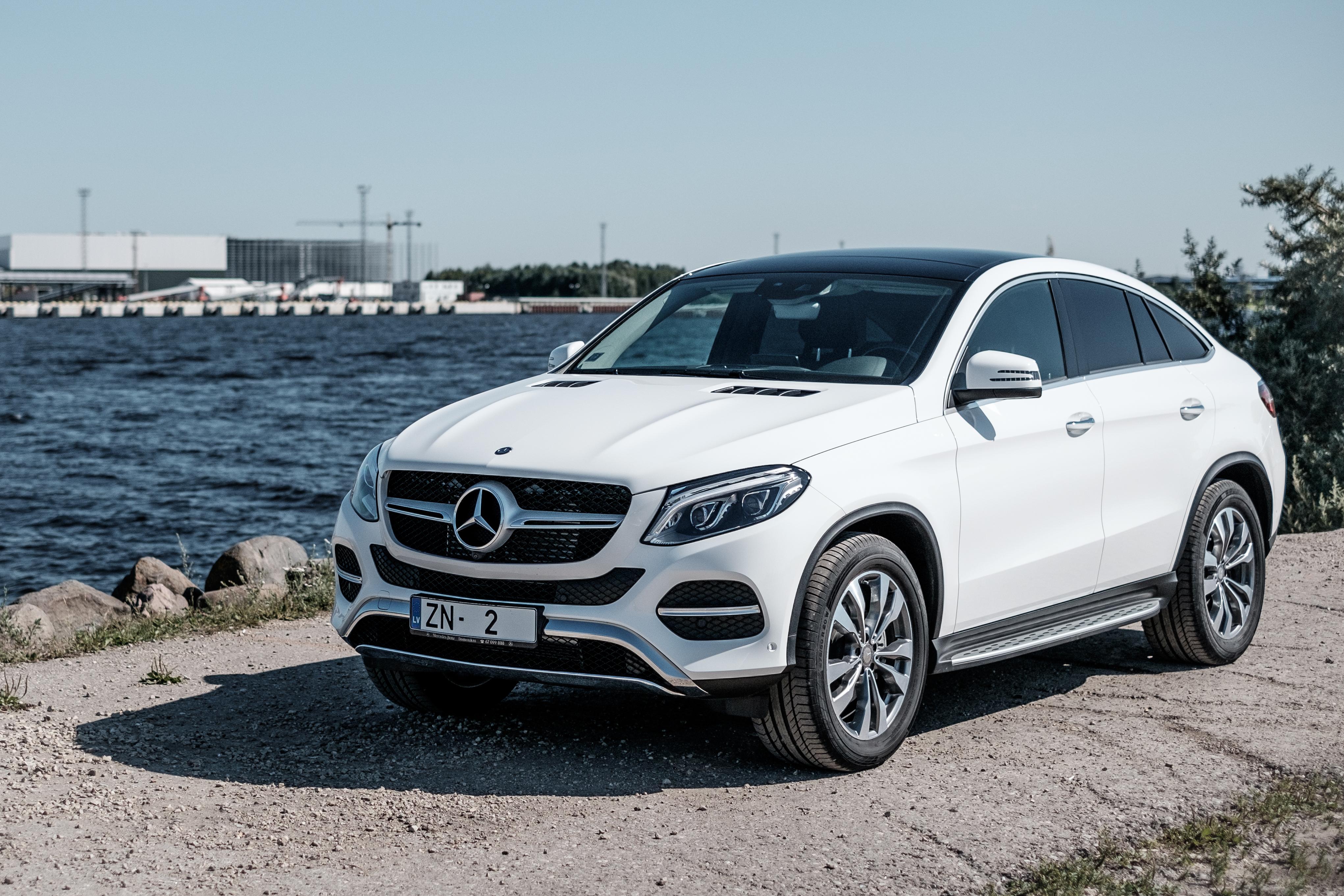 Mercedes benz c292