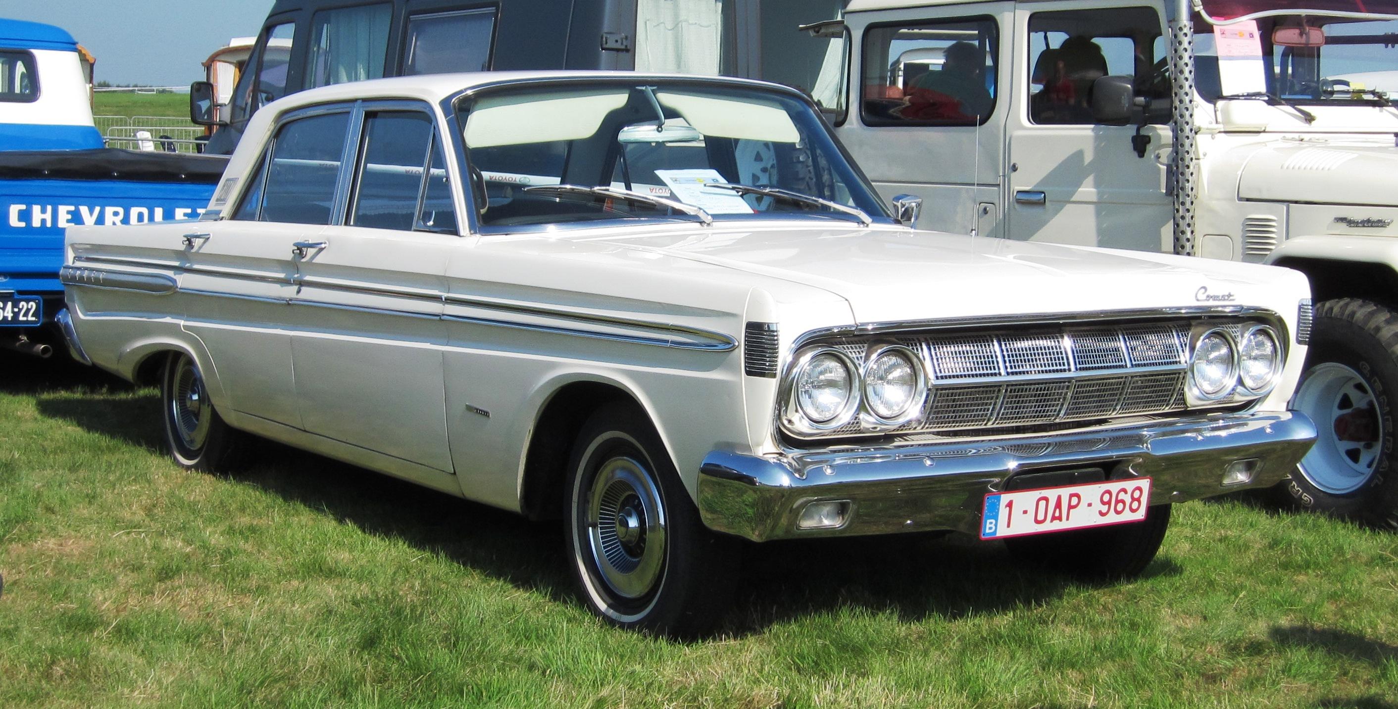 File Mercury Comet Sedan 1964 Schaffen Diest 2012 Jpg