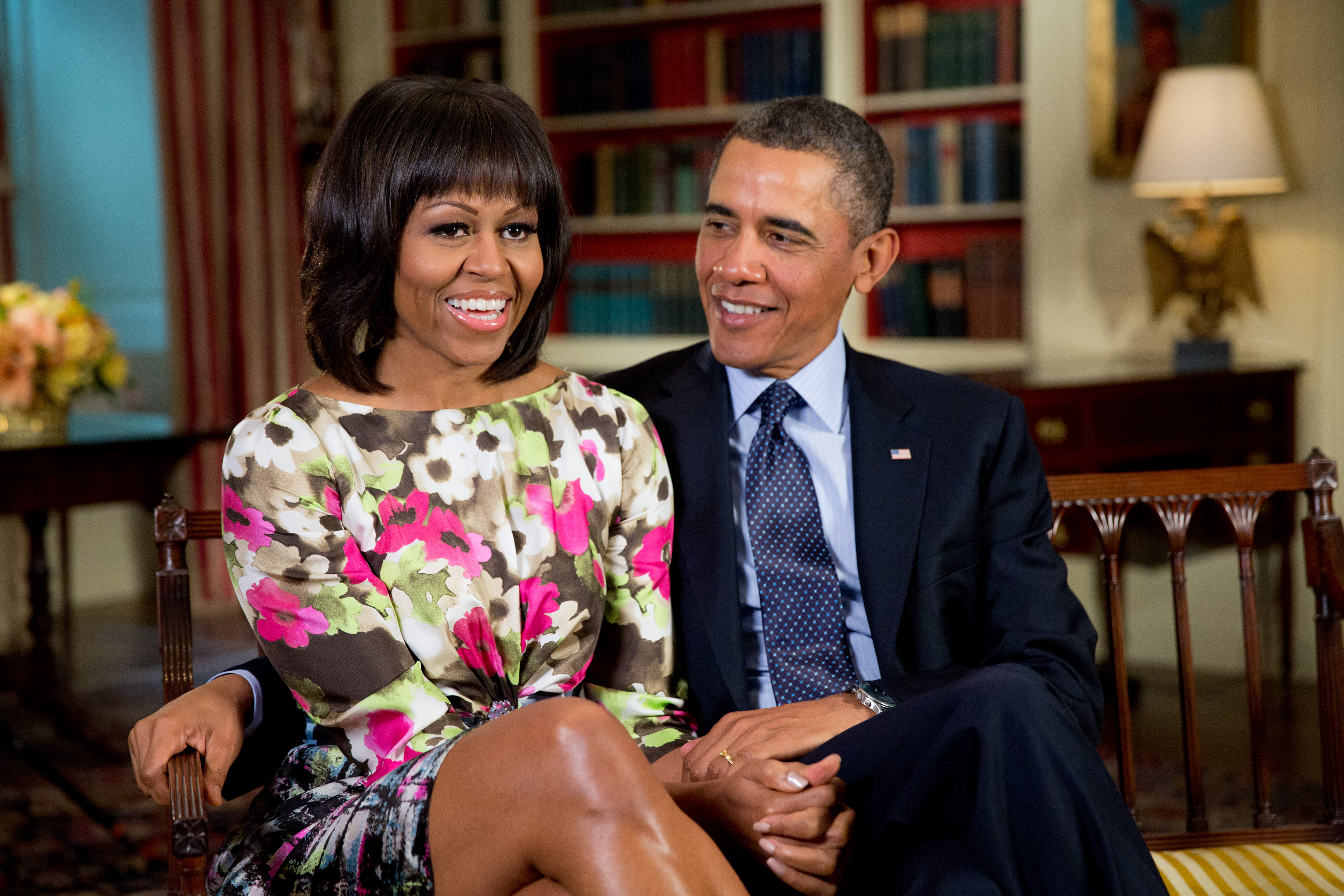 Obama wife pictures #15