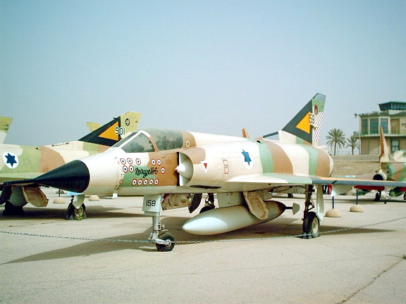 Mirage III CJ  SHAHAK   I.D.F Mirage3