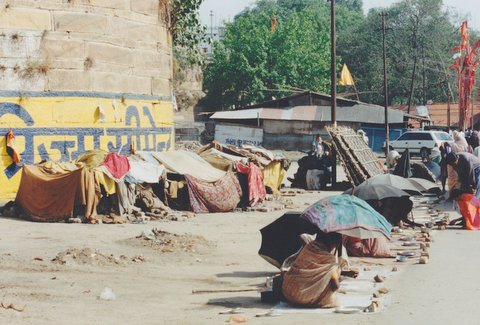 Much poverty in India Indias Other Story.