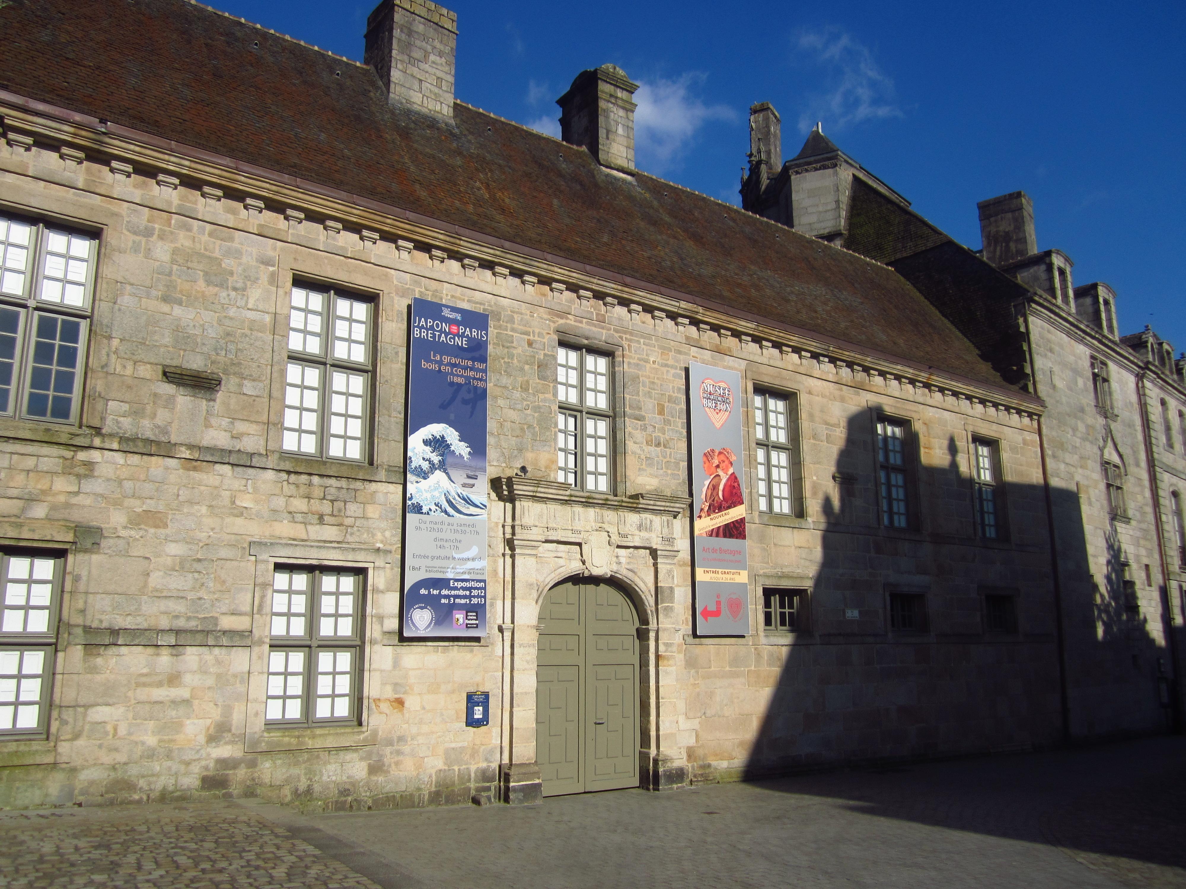 Armoire De Mariage Bretonne musée départemental breton — wikipédia
