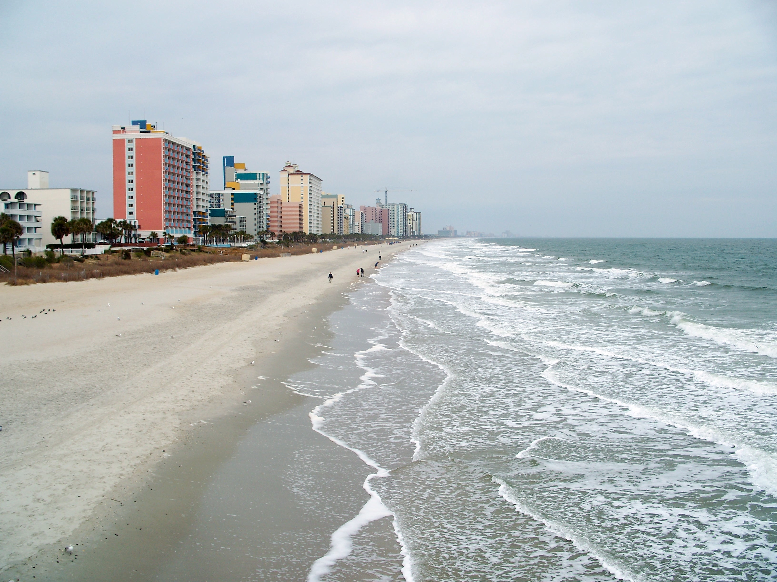 North Myrtle Beach Hotels On Beach