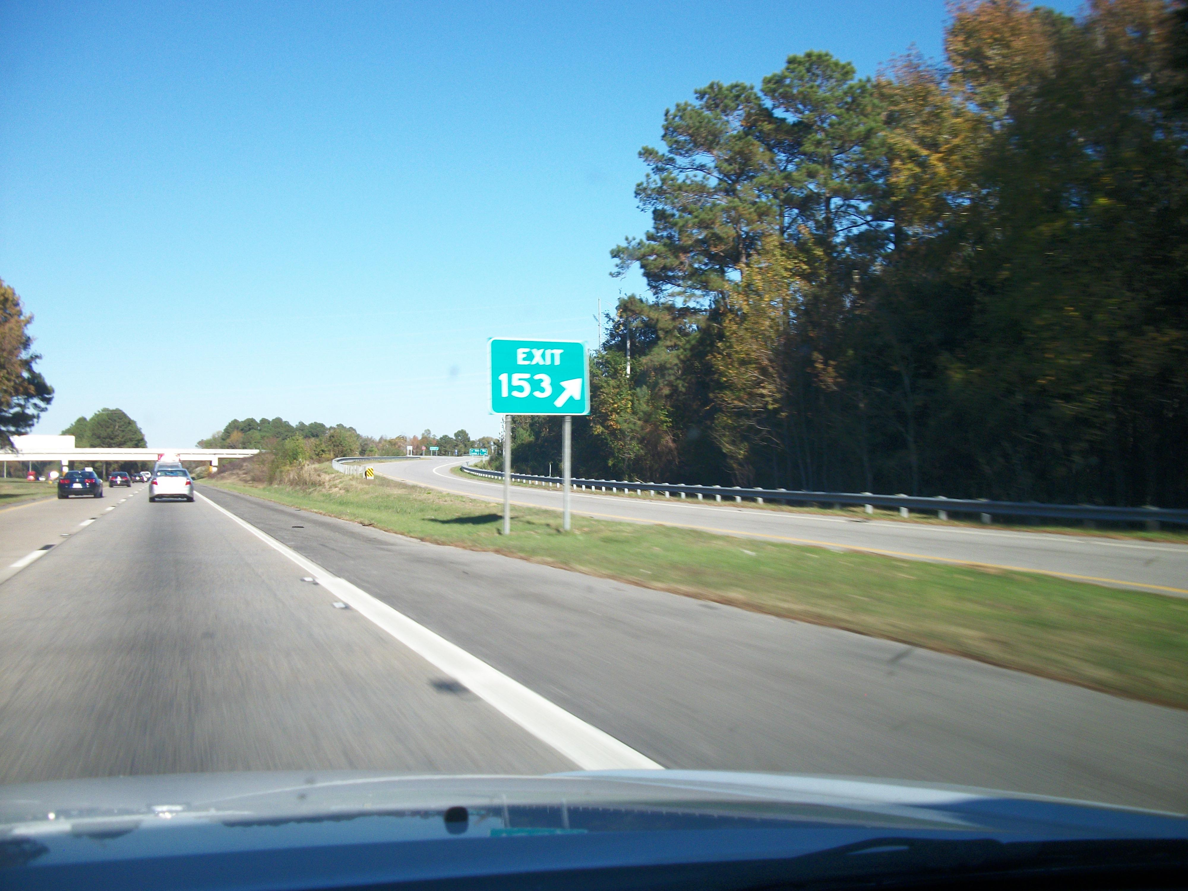 File:NB I-95 Exit 153 ...I 95 Sc