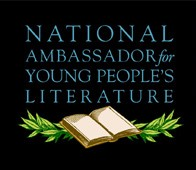 National Ambassador for Young People's Literature - logo.jpg