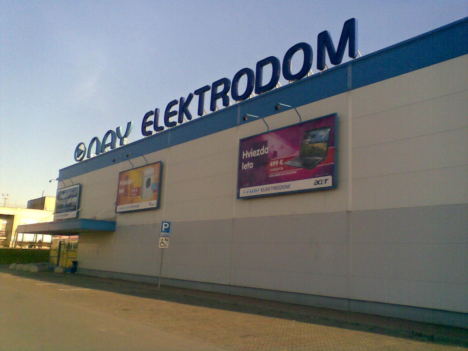 Súbor Nay elektrodom - Presov (2009).jpg – Wikipédia 3943e19df86