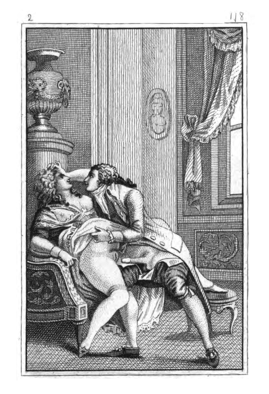 English French Illustration de Monrose ou le Libertin par fatalité P180